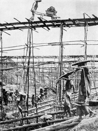 Primitive Methods in the World's Richest Tin District, Taiping, China, 1936