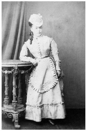 Portrait of a Woman, C1890-1909