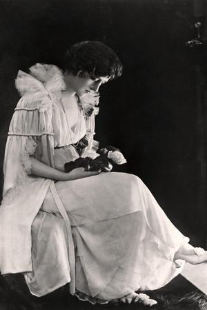 Phyllis Dare (1890-197), English Actress, Early 20th Century