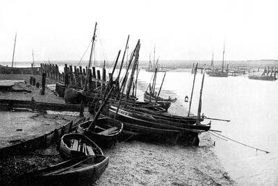 Rye Harbour, East Sussex, England, 1924-1926