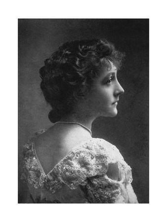 Miss Grace Lane, 1902-1903