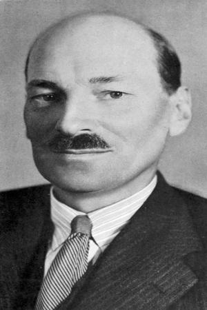 Clement Atlee (1883-196), British Labour Statesman