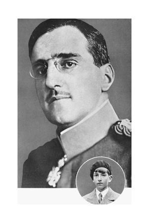 Alexander I (1888-193), King of the Serbs, Croats and Slovenes