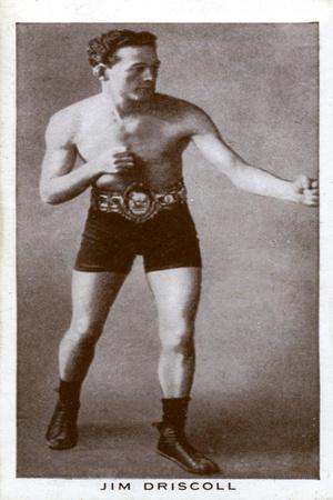Jim Driscoll, Welsh Boxer