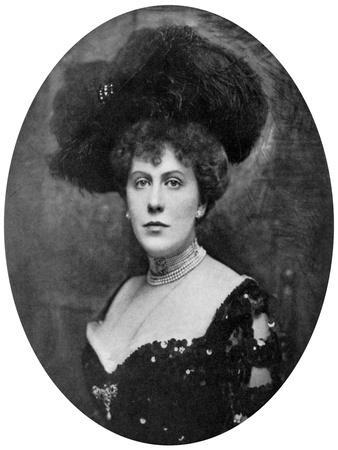 Alice Keppel, English Socialite, 1906