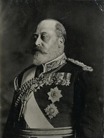 King Edward VII, (Albert Edward, 1841-191), 1904