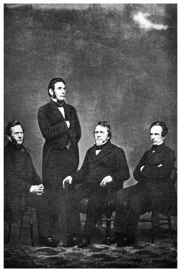 The Famous Publishing Company Of Harper And Brothers 1863 Giclee Print By MATHEW B BRADY At AllPosters