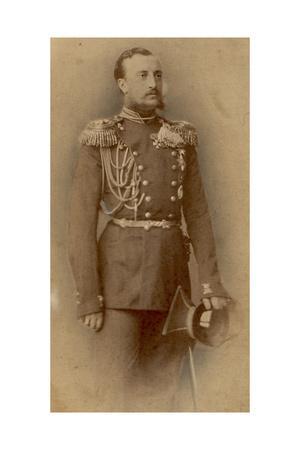 Eugen De Beauharnais, 5th Duke of Leuchtenberg, C1860S-C1870S