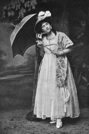 A Summer Shower, 1911-1912