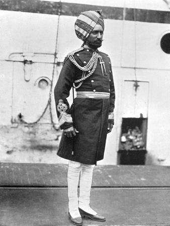 A Jemadar of the Viceroy's Bodyguard, 1902-1903