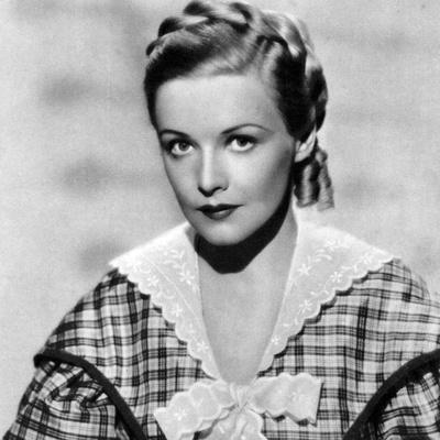 Madeleine Carroll, British Film Actress, 1934-1935
