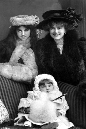 Ellaline Terriss (1872-197), English Actress and Singer, 1908