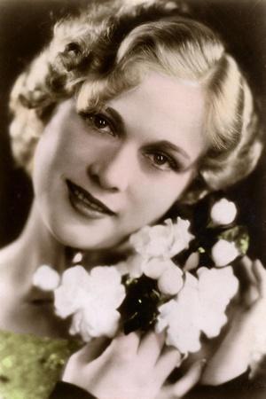 Esther Ralston (1902-199), American Actress, 20th Century
