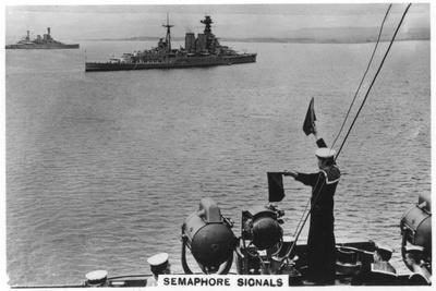 Semaphore Signals, 1937