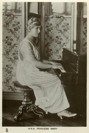 Princess Mary of the United Kingdom, C1910s