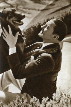 Clive Brook, English Actor, 1933