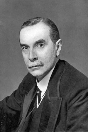 John Strachey (1860-192), British Journalist and Newspaper Proprietor, 1910