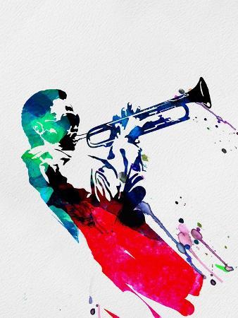Miles Watercolor