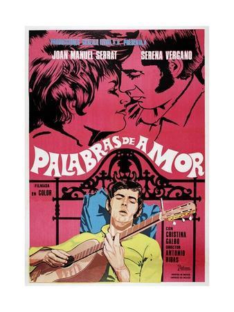 Palabras De Amor, 1968