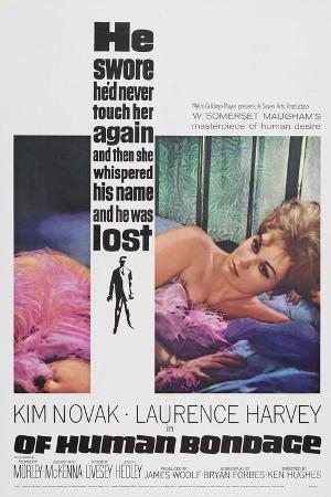 Of Human Bondage, 1964