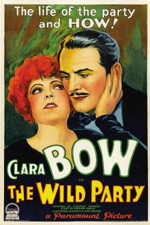 The Wild Party, 1929