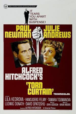 Torn Curtain, 1966