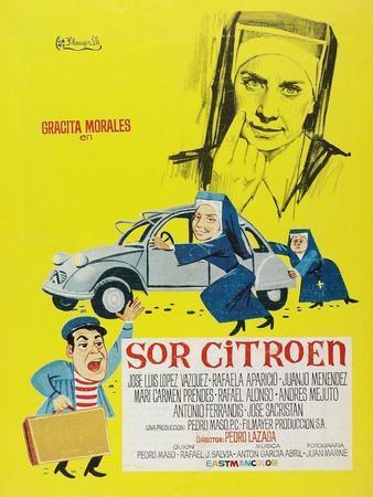 Sister Citroen, 1967 (Sor Citroën)