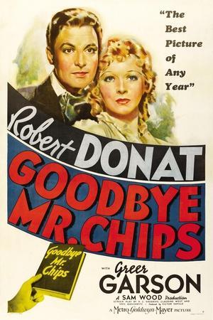 Goodbye, Mr. Chips, 1939