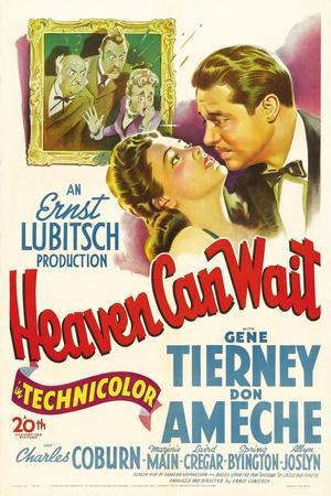 Heaven Can Wait, 1943