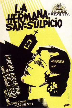 Sister San Sulpicio, 1927 (La Hermana San Suplicio)
