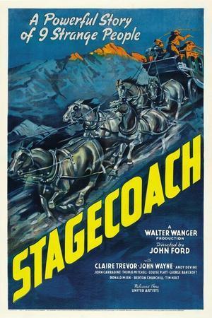 Stagecoach, 1939