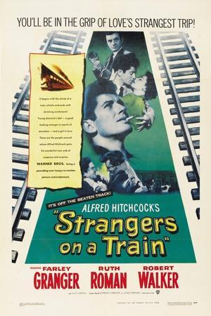 Strangers on a Train 1951