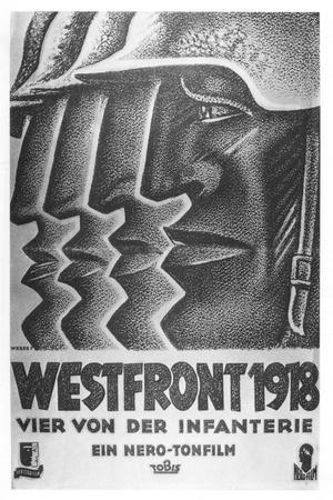 Westfront, 1918
