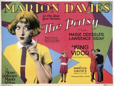 The Patsy, 1928