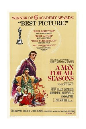 A Man for All Seasons, 1966
