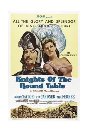 Knights of the Round Table, 1953