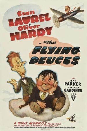 The Flying Deuces, 1939