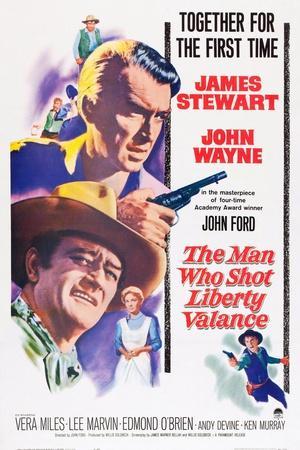 The Man Who Shot Liberty Valance, 1962