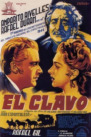 The Nail, 1944 (El Clavo)