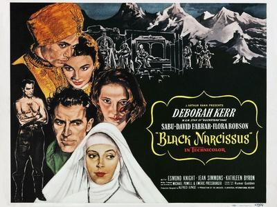 Black Narcissus, 1947