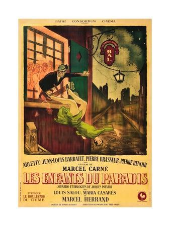 Children of Paradise, 1945 (Les Enfants Du Paradis)