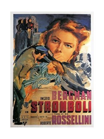 Strómboli, 1950