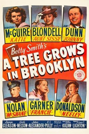 A Tree Grows in Brooklyn, 1945