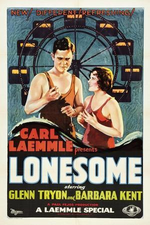Lonesome, 1928
