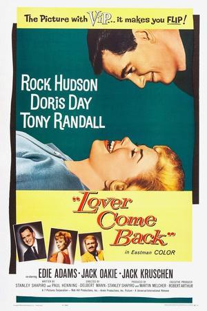 Lover Come Back, 1961