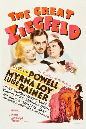 The Great Ziegfeld, 1936