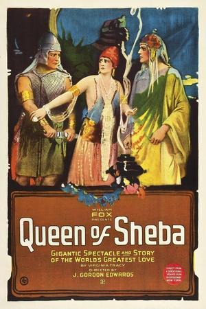 The Queen of Sheba, 1921