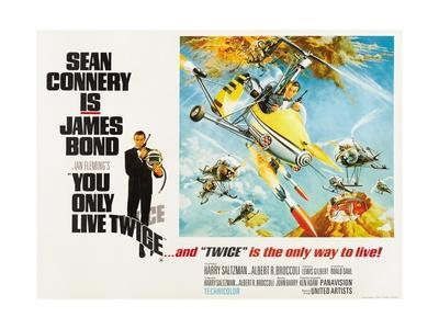 007, James Bond: You Only Live Twice, 1967