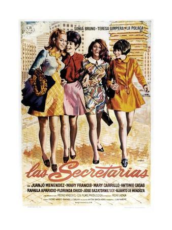 Las Secretarias, 1968