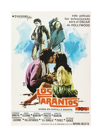 Los Tarantos, 1963